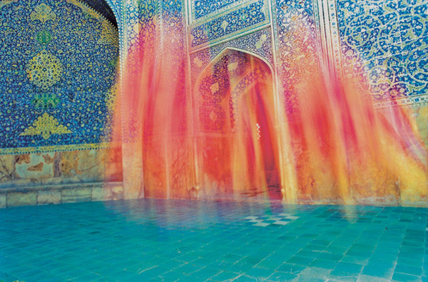 GHAZALEH HEDAYAT_My Isfahan, 2002