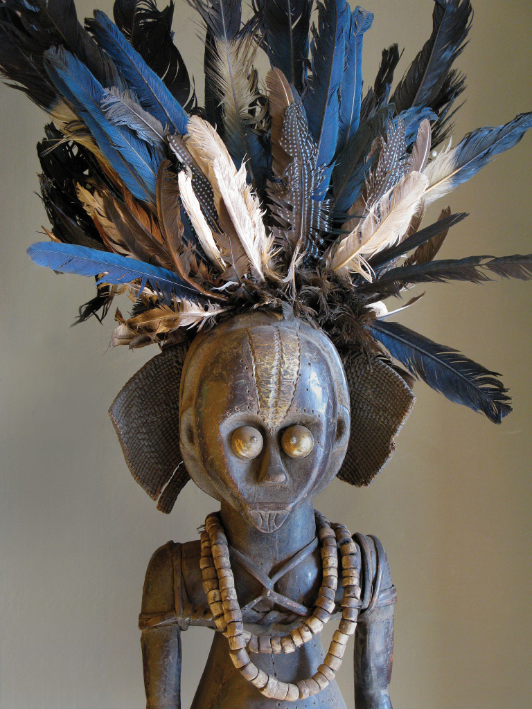 Ancestral figure, Fang, Gabon