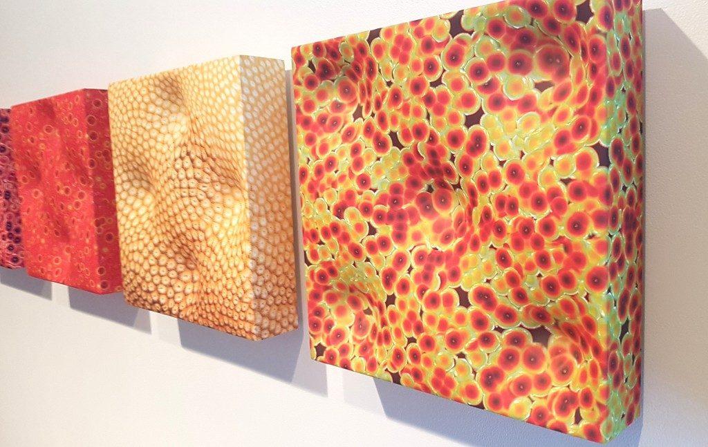 Inner Raoul Studies I-IX, 2011